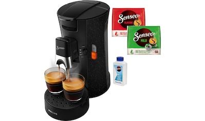 Senseo Kaffeepadmaschine »Select ECO CSA240/20«, inkl. Gratis-Zugaben im Wert von €... kaufen