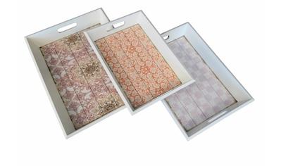 Myflair Möbel & Accessoires Tablett, 3er-Set kaufen