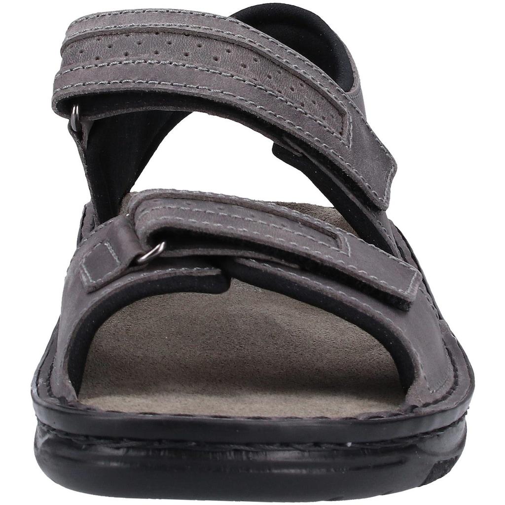 BERKEMANN Sandale »Leder«
