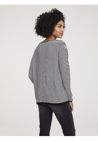 Pullover in Ringeloptik kaufen