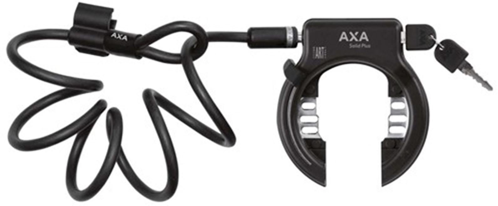 AXA Rahmenschloss SolidPlus Technik & Freizeit/Sport & Freizeit/Fahrräder & Zubehör/Fahrradzubehör/Fahrradschlösser/Rahmenschlösser
