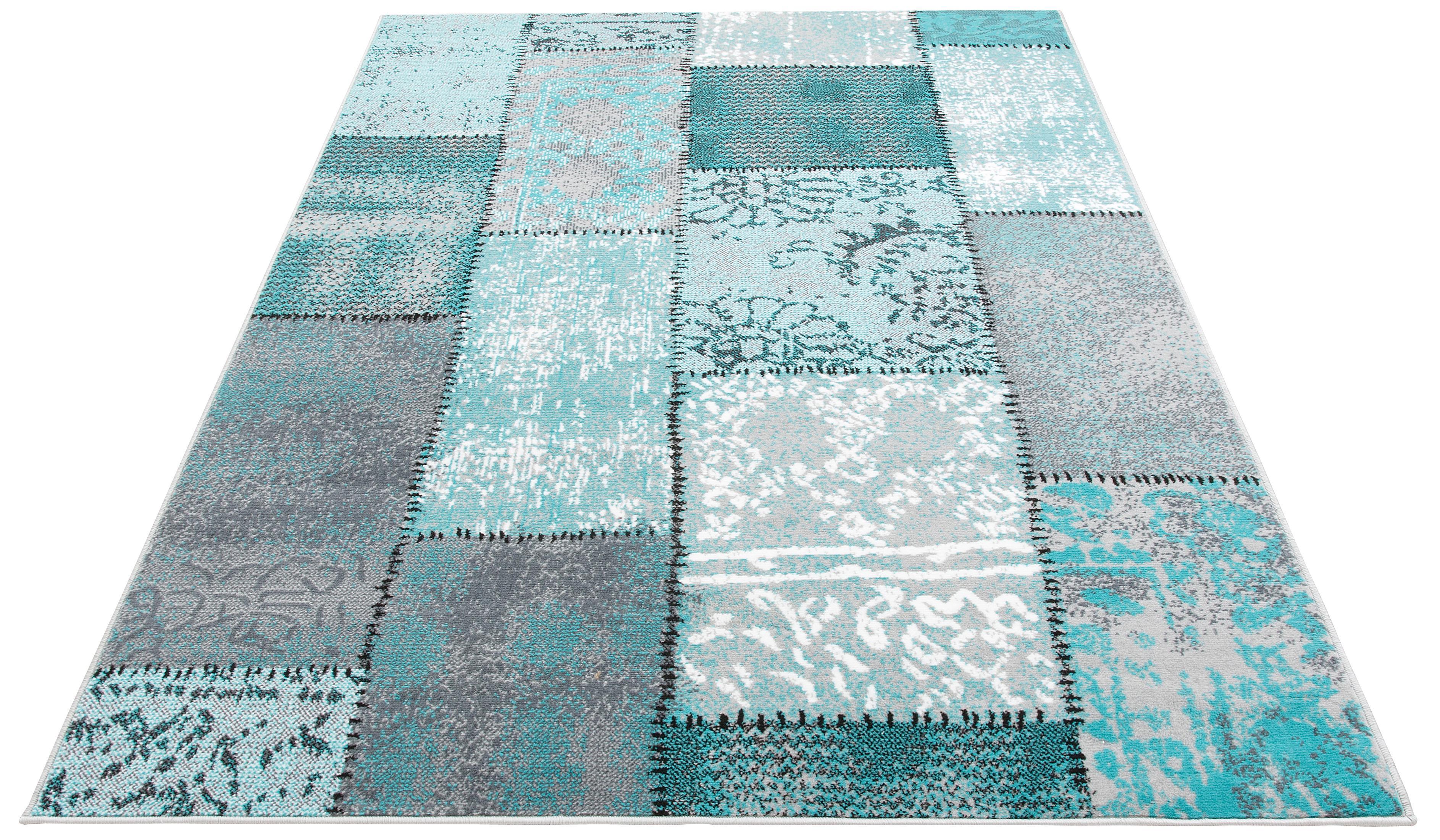 Teppich Garry Home affaire rechteckig Höhe 7 mm maschinell gewebt