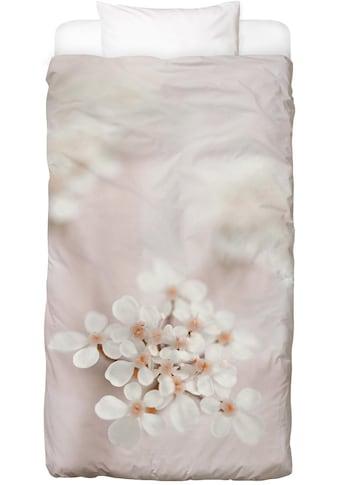 Bettwäsche »Pastel Flower Queen Ann Lace«, Juniqe kaufen