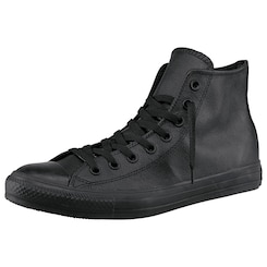 Converse Sneaker »Chuck Taylor All Star Hi Monocrome Leather« kaufen 3f28f6d187