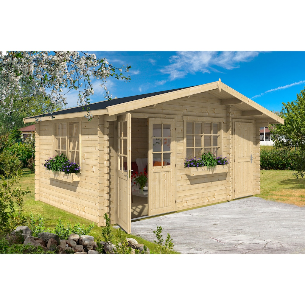 Nordic Holz Gartenhaus »Borkum 6«