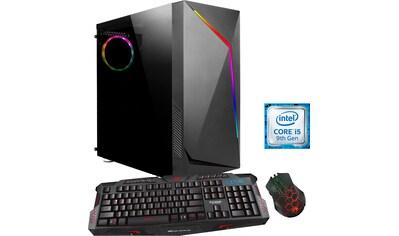 Hyrican »Onyx 6512« Gaming - PC (Intel, Core i5, GTX 1660 SUPER, Luftkühlung) kaufen