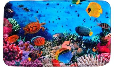 Sanilo Badematte »Ocean«, Höhe 15 mm, schnell trocknend, Memory Schaum kaufen