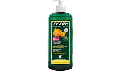 LOGONA Haarshampoo »Logona Volumen Shampoo Bier & Bio-Honig« kaufen