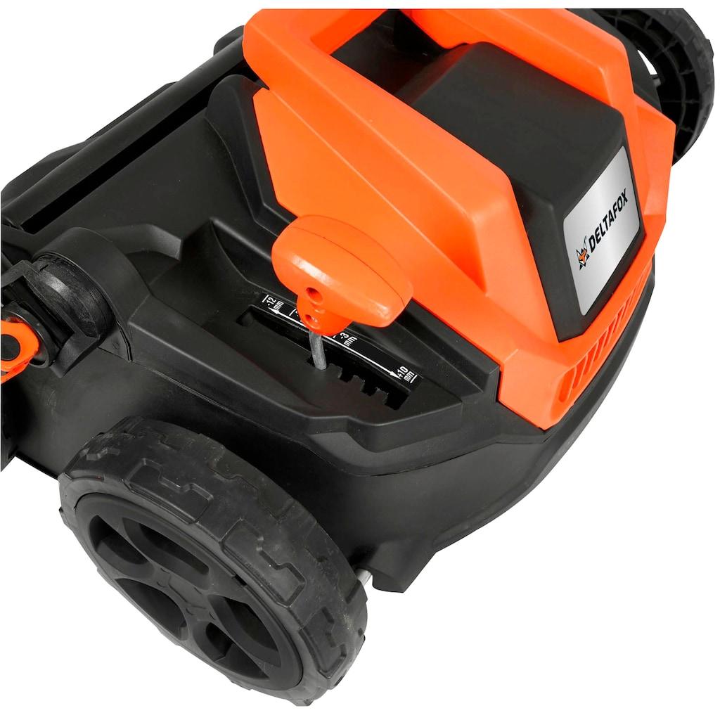 DELTAFOX Elektro-Vertikutierer / Lüfter »DG-ESA 1332«