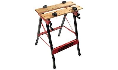 Brüder Mannesmann Werkzeuge Werkbank, B/L/T: 16,2x88x13 cmcm kaufen