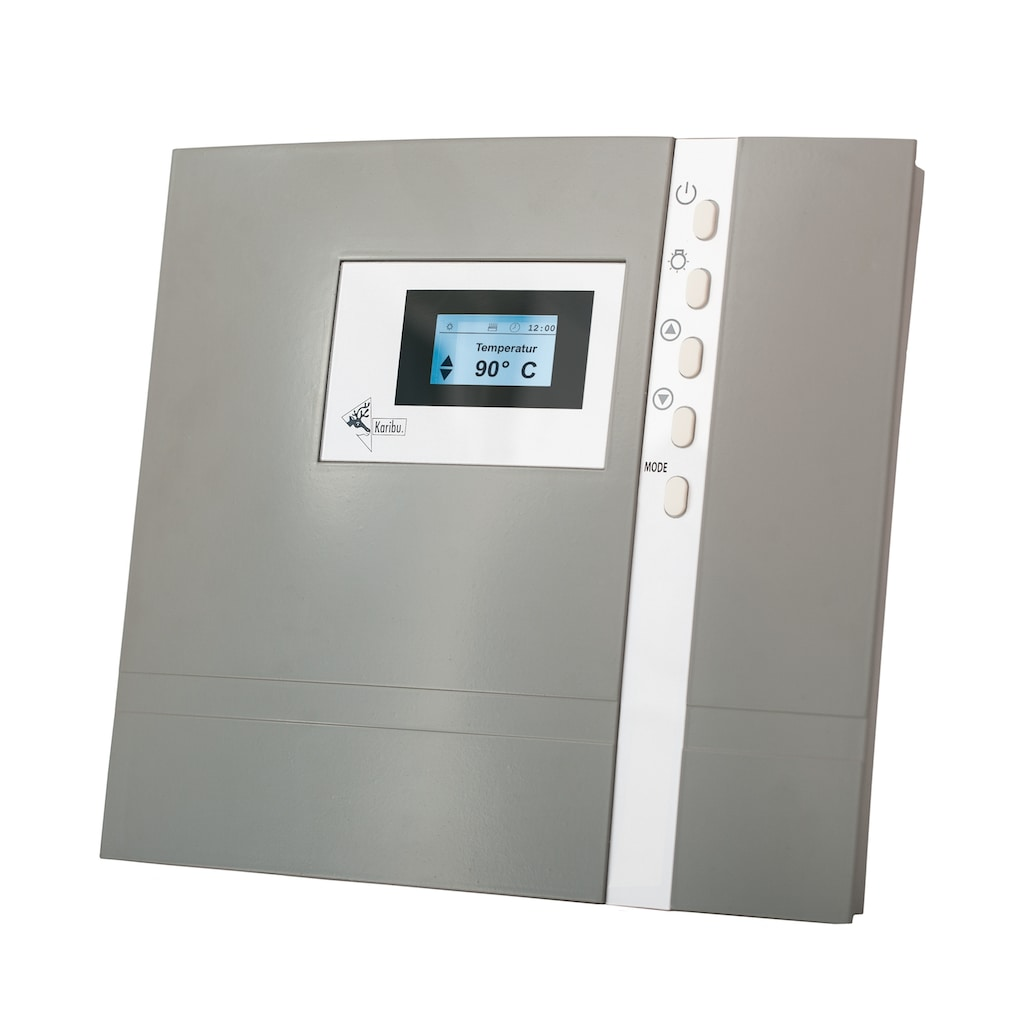 Karibu Sauna-Steuergerät »Premium Bio«, für Bio-Öfen
