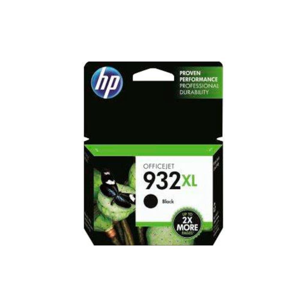 HP Tintenpatrone »HP 932XL, CN053AE schwarz«, HP933