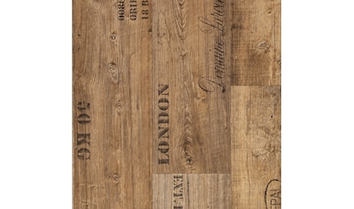 ANDIAMO Packung: Vinylboden »PVC Auslegeware Braun«, in verschiedenen Breiten, Meterware kaufen