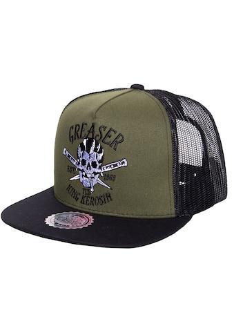 KingKerosin Baseball Cap »Greaser« kaufen