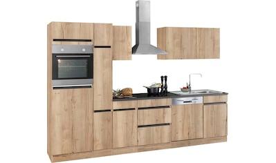 OPTIFIT Küchenzeile »Roth«, ohne E-Geräte, Breite 300 cm kaufen