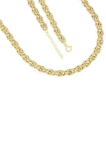 Firetti Königskette »7,4 mm breit, glanz, ziseliert« kaufen