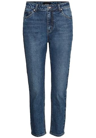 Vero Moda Straight-Jeans »VMBRENDA HR STRAIGHT ANK« kaufen