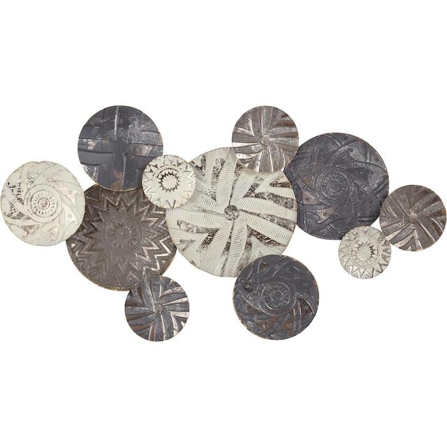 BOLTZE Wanddekoobjekt »Caritan«