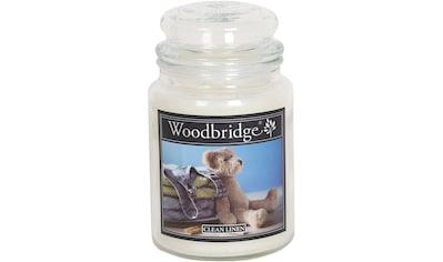 Woodbridge Duftkerze »Clean Linen« kaufen