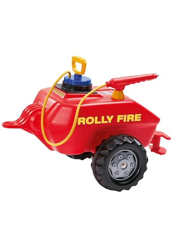 Rolly Toys Kinderfahrzeug-Anhänger »Vacumax Fire«, Tanker für Trettraktoren kaufen