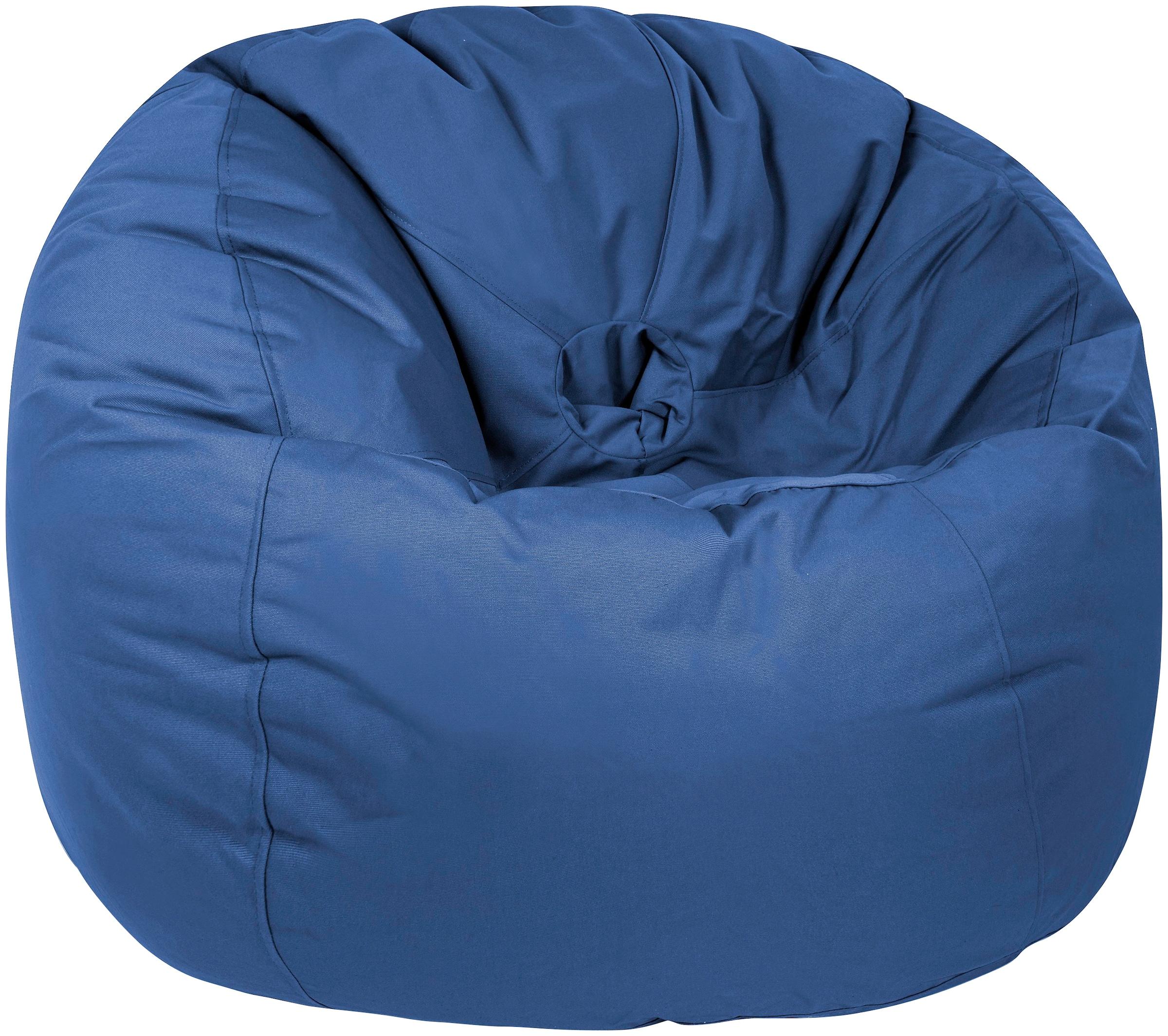 OUTBAG Sitzsack Donut Plus, für den Außenbereich, Ø 90 cm