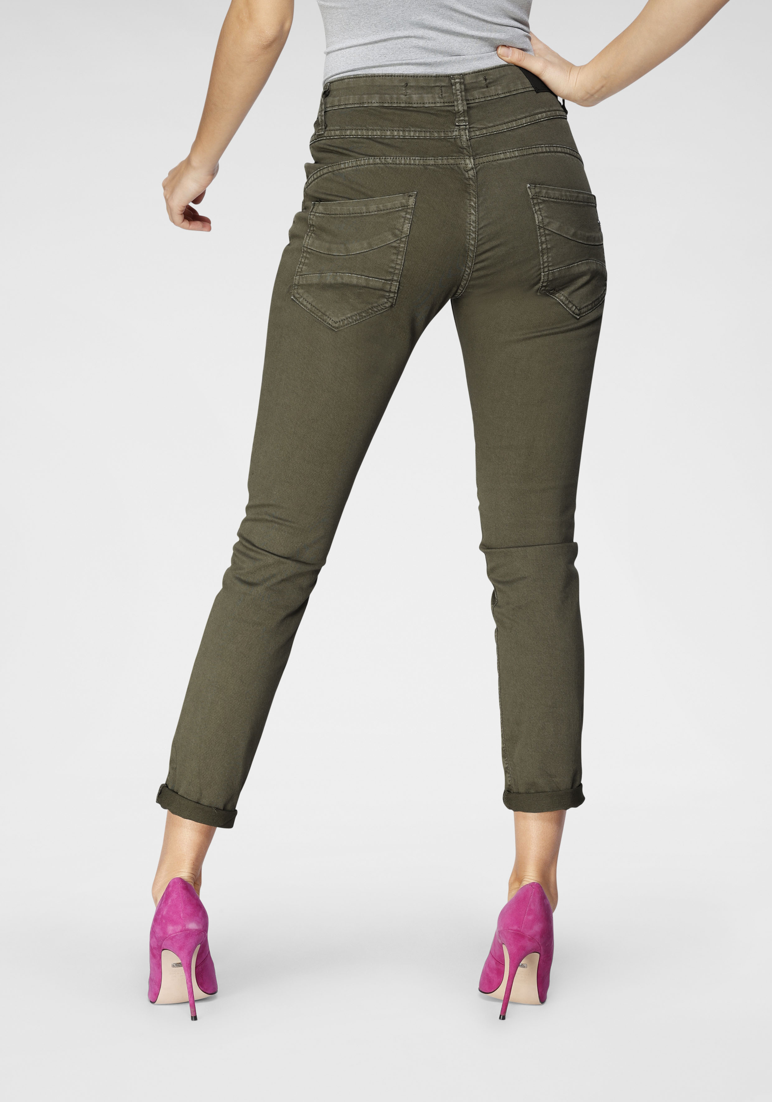 please jeans -  Boyfriend-Hose P78A, Original Boyfriend Cut
