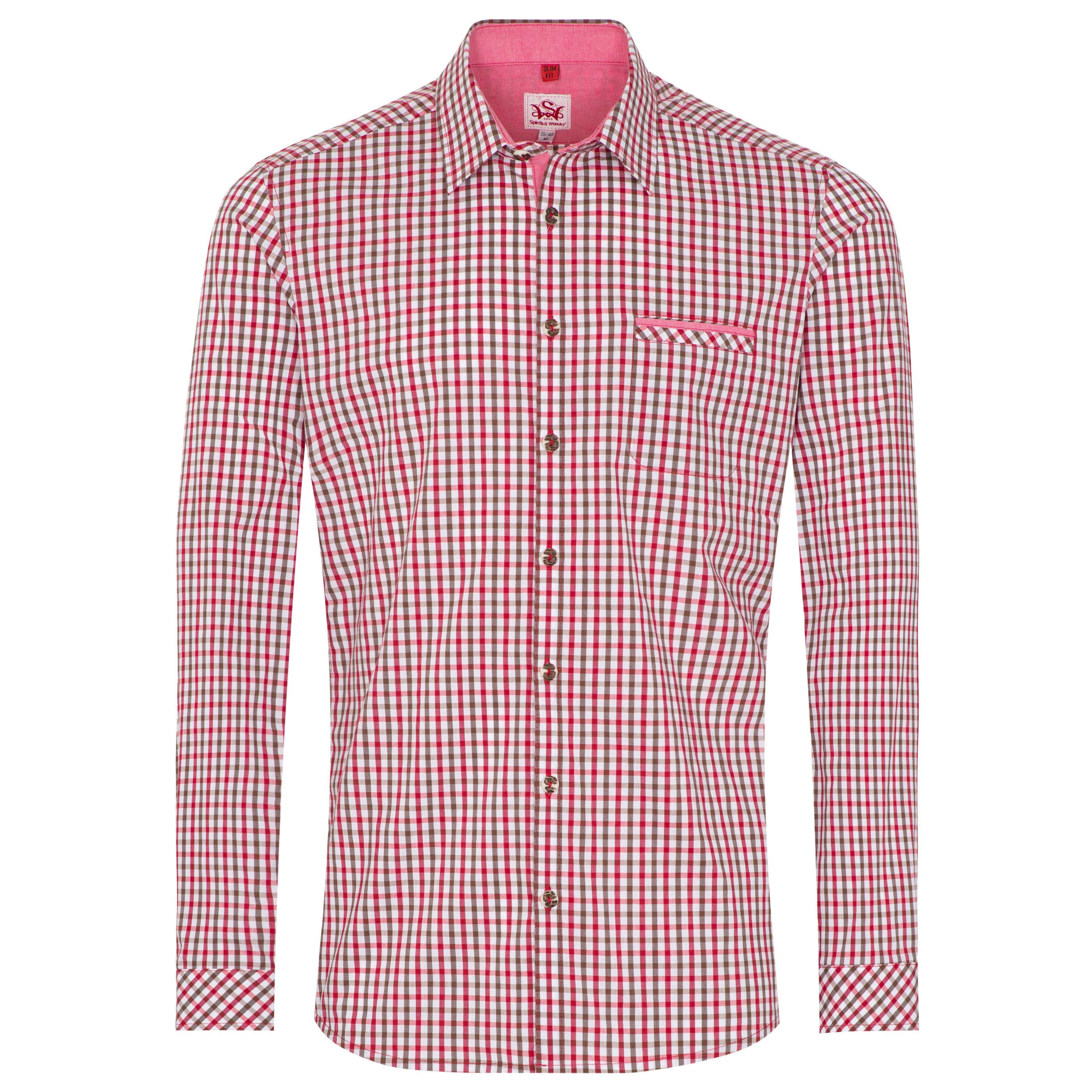 Spieth & Wensky Trachtenhemd Koblenz | Bekleidung > Hemden > Trachtenhemden | Spieth & Wensky