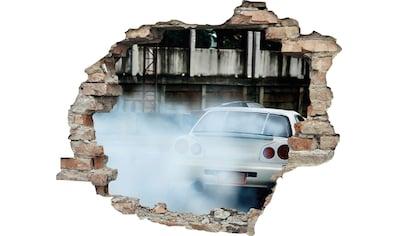queence Wandtattoo »Auto« kaufen