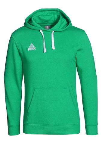 PEAK Kapuzensweatshirt, mit praktischer Bauchtasche kaufen