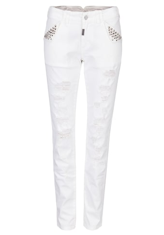 Blue Monkey Skinny - fit - Jeans »Whitney 2« kaufen
