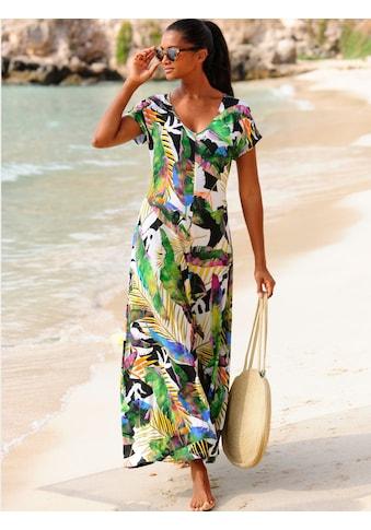 Alba Moda Strandkleid mit buntem Druck kaufen