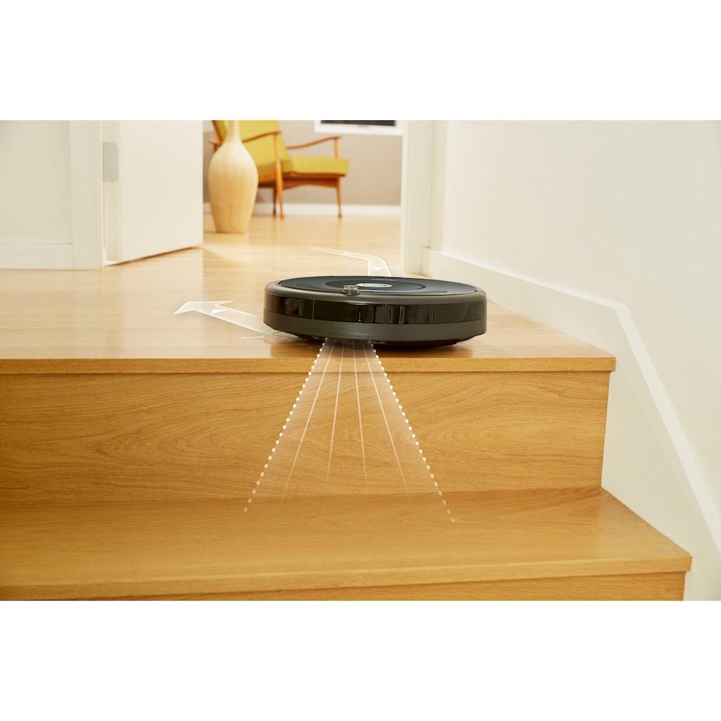 iRobot Saugroboter »Roomba 676«, WLAN-fähig