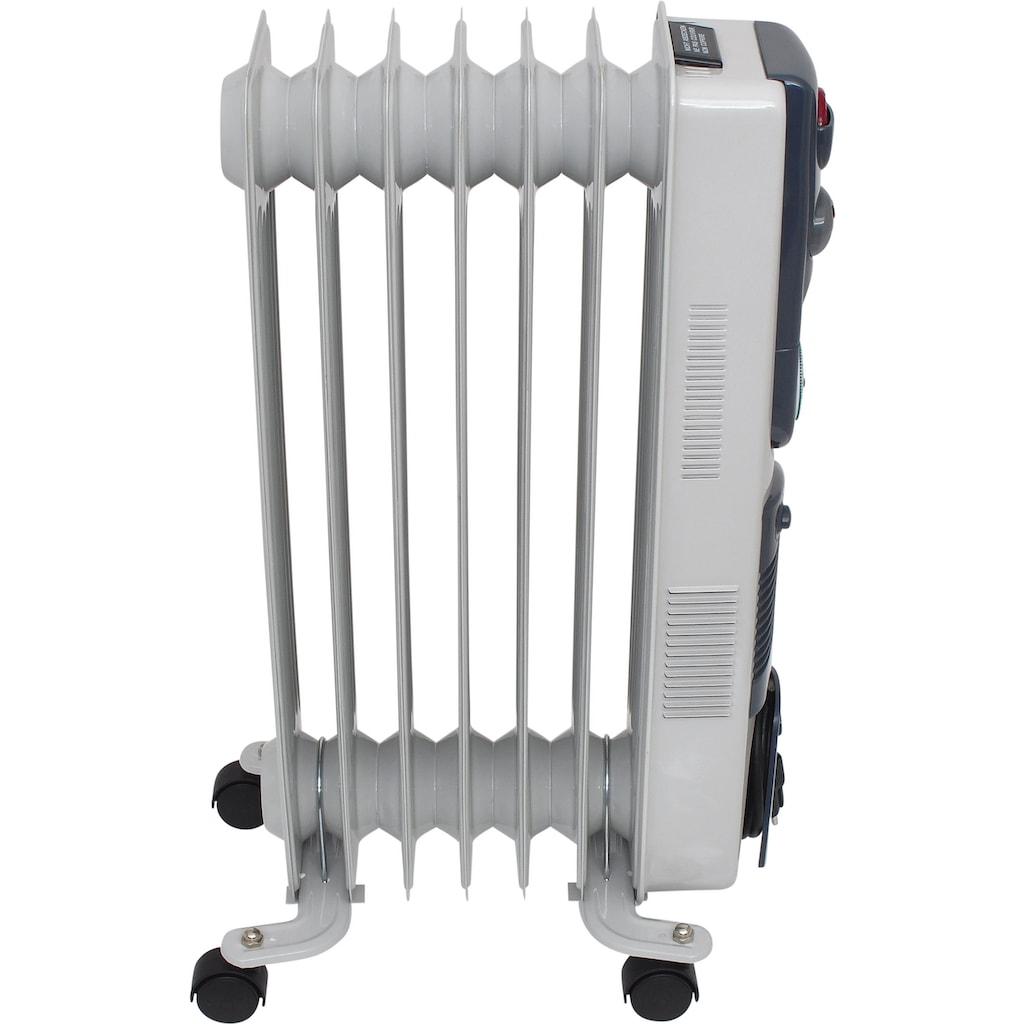 Sonnenkönig Ölradiator »20800362 / OFR 7D«, 1500 W