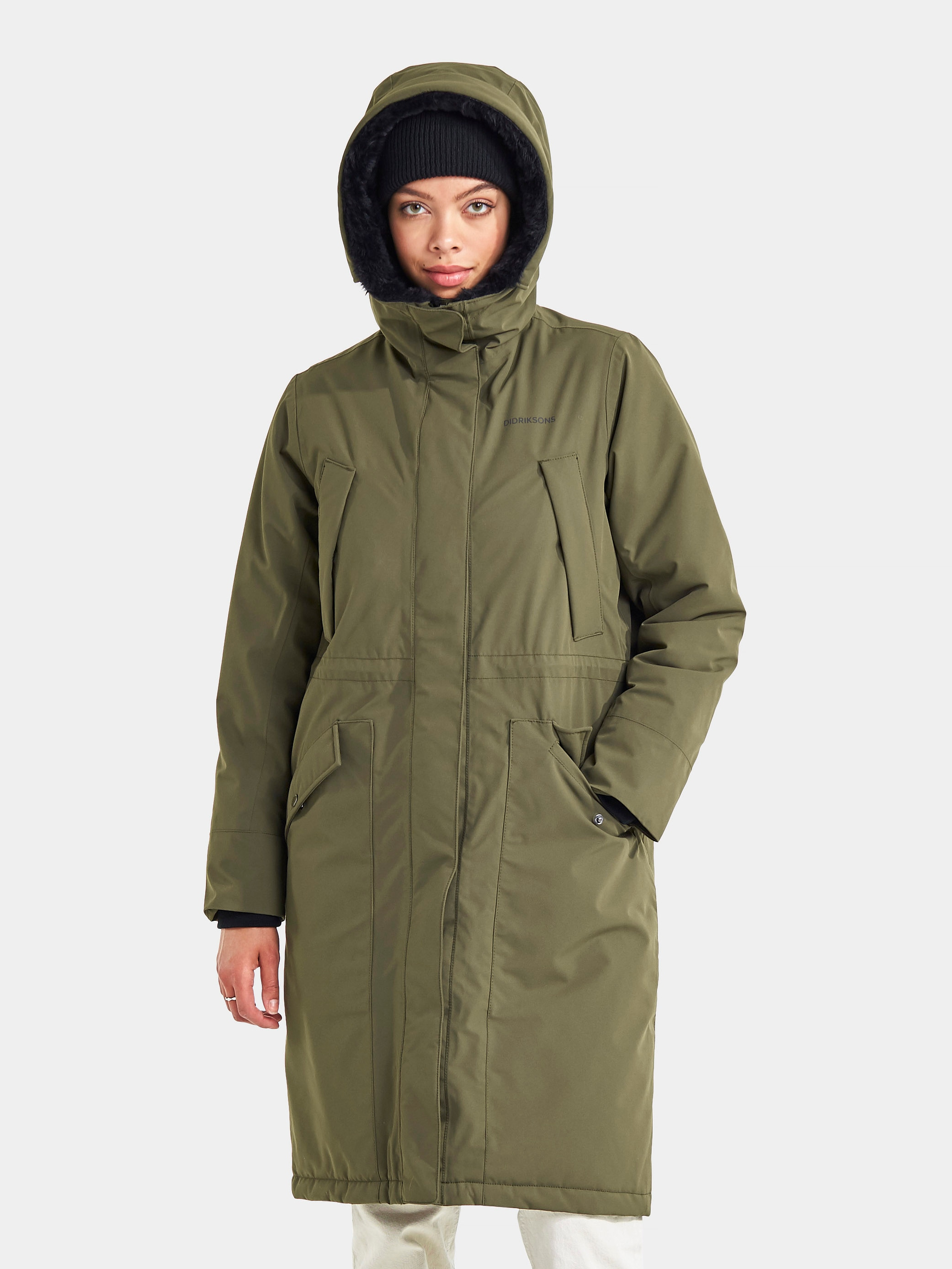 didriksons -  Parka, in tollem Design
