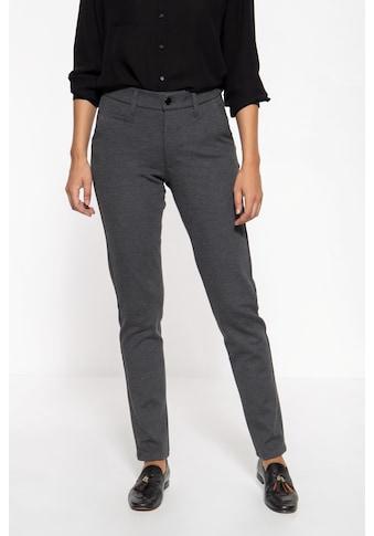 ATT Jeans Stretch-Hose »Sophie«, mit melierter Optik kaufen