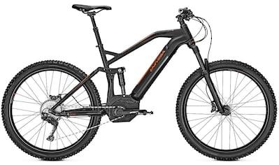 Univega E - Bike »Renegade B 4.0 Alpine«, 10 Gang Shimano Deore XT Schaltwerk, Kettenschaltung, Mittelmotor 250 W kaufen