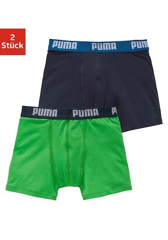 PUMA Boxer, (2 St.), aus elastischer Baumwolle kaufen