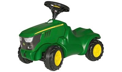 Rolly Toys Rutscherauto »Minitrac John Deere 6150R«, für Kinder von 1,5-4 Jahre kaufen