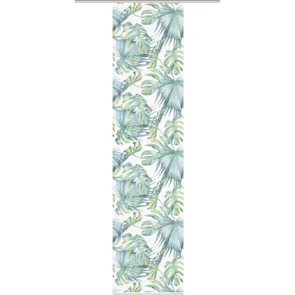 Vision S Schiebegardine »JUNGLE«, HxB: 260x60, Schiebevorhang Bambus-Optik Digitaldruck