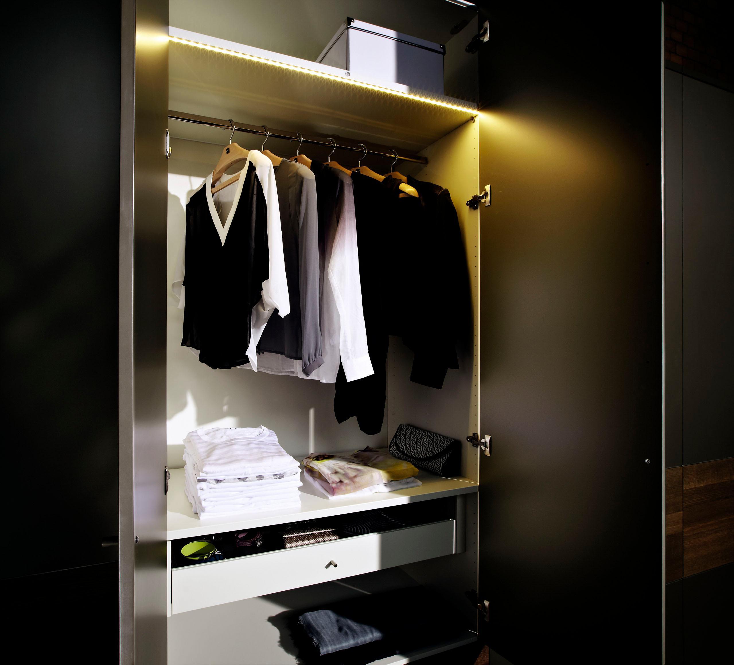 now! by hülsta Kleiderstange now! slide Wohnen/Möbel/Zubehör für Möbel/Zubehör für Kleiderschränke