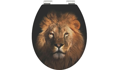 Schütte WC-Sitz »Lion«, mit Absenkautomatik kaufen