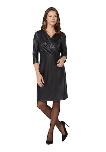 Alessa W. Kleid aus leichtem Leder - Imitat kaufen