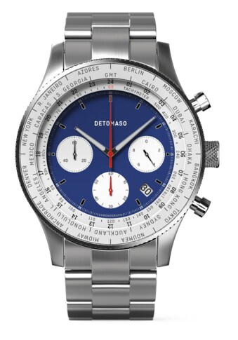 DETOMASO Chronograph »FIRENZE CHRONOGRAPH BLUE« kaufen