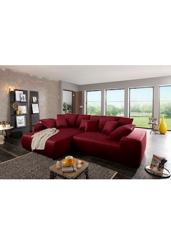 Home affaire Ecksofa »Sundance Luxus«, mit besonders hochwertiger Polsterung für bis... kaufen