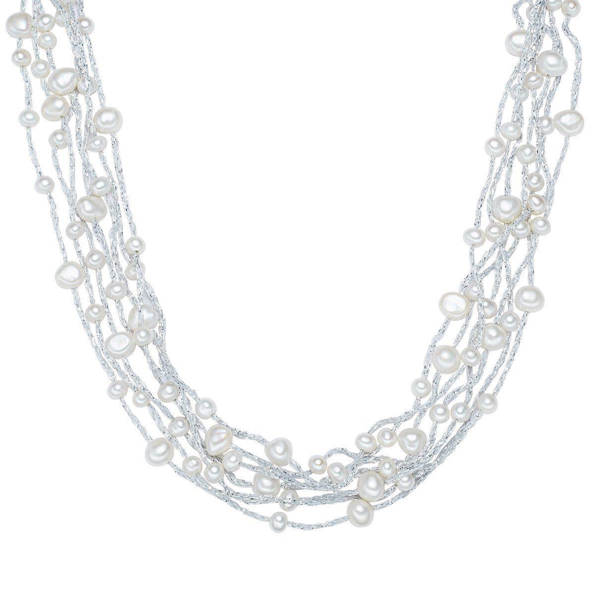 Valero Pearls Perlenkette A1079 | Schmuck > Halsketten > Perlenketten | Valero Pearls