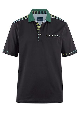 Babista Poloshirt, mit veredelter Baumwolle und feinster Microfaser kaufen