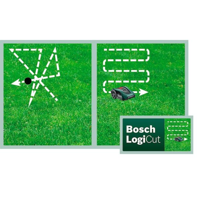 BOSCH Rasenmähroboter »Indego M 700«, bis 700 m² Rasenfläche