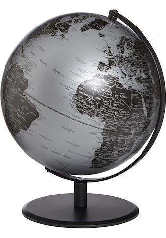 """emform® Globus """"Planet Pluto Matt Silver"""" kaufen"""