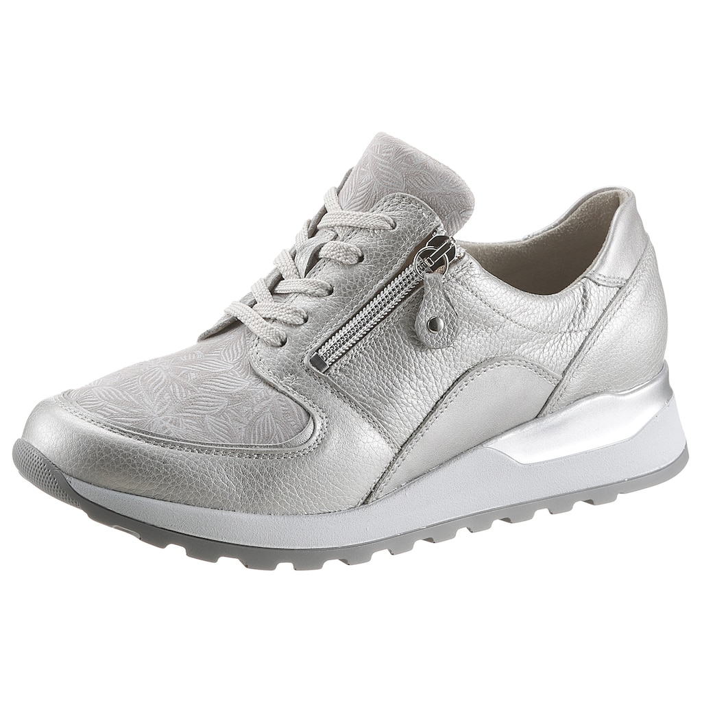 Waldläufer Keilsneaker »HIROKO«, mit seitlichem Reißverschluss, Weite H