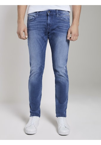 TOM TAILOR Slim - fit - Jeans »Troy Slim Tech Denim« kaufen